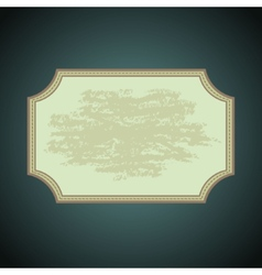 Background frame vector