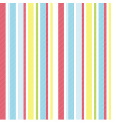 colors striped texture seamless pattern vector image