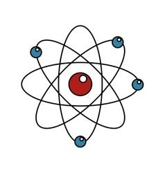 Isolated atom design vector