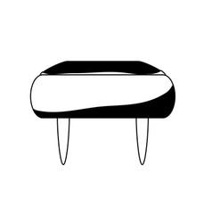 ottoman icon image vector image