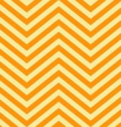 Background of Yellow and Orange V Shape Patterns vector