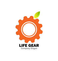 life gear for company vector image