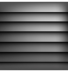 Abstract background with paper layers and shadows vector image