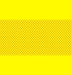 Dotted pop art background pop art pattern vector