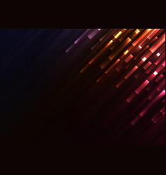 Multicolor overlap pixel speed abstract background vector