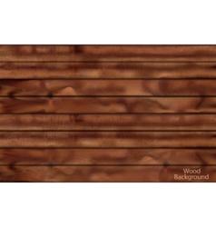 Dark wood planks vector