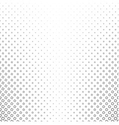 Monochrome abstract square pattern background - vector