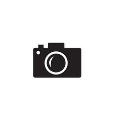 camera icon camera icon flat photo camera vector image