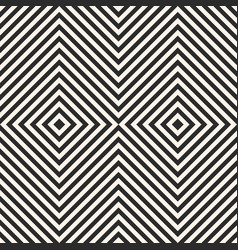 Black and white stripes seamless pattern lines vector