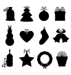 gift label vector image