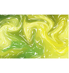 Green violet digital marbling abstract marbled vector