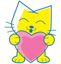 Love Pet vector