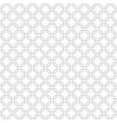 Modern geometric seamless pattern in arabian style vector