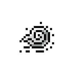 Pixel object art vector