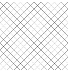 rhombus geometric seamless pattern simple vector image vector image