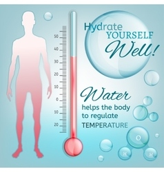 Body Temperature vector