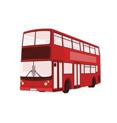London bus vector