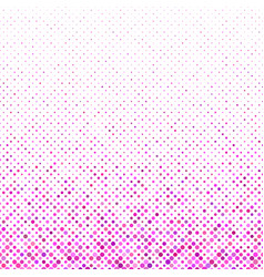 Pink abstract geometrical dot pattern background vector