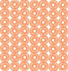 Rounds pattern vector image vector image