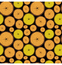 wood seamless vector image vector image
