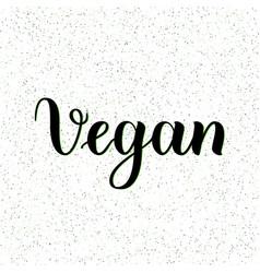 food design handwritten vector image vector image