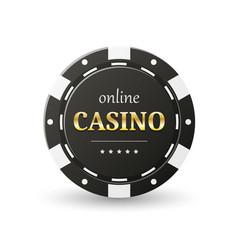 Online casino banner vector