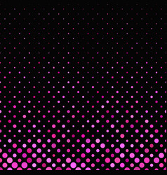pink geometric circle pattern background - design vector image