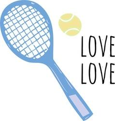 Tennis Score vector