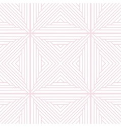 Outline geometrical seamless pattern Hand drawn vector image vector image