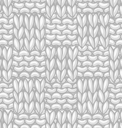 Basketweave Stitch vector image vector image