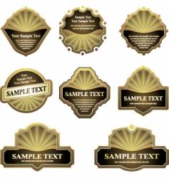 product design vector image vector image
