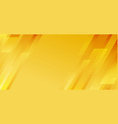 Abstract yellow diagonal stripes geometric with vector