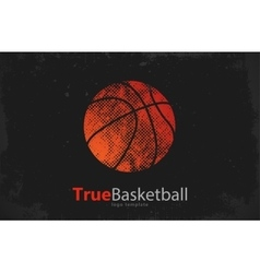 Basketball logo basketball logo design sport vector