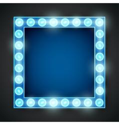 Frame lamp vector