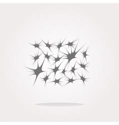 Star icon Star icon Star icon vector image vector image