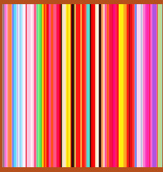 color lines background vector image