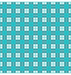 Seamless Gingham Teal vector