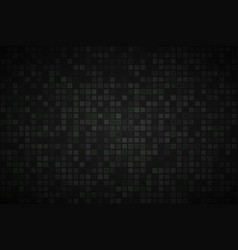 black abstract background with transparent vector image