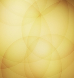 Curve element with yellow background vector