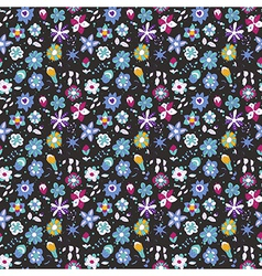 Flower dark vector