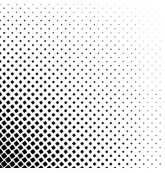 monochromatic square pattern - geometric abstract vector image