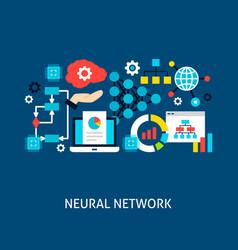 Neural network concept vector