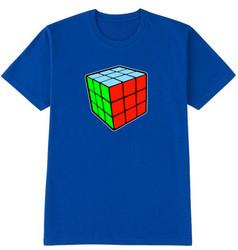 Old school rubix cube vector