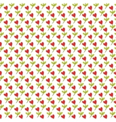 Seamless pattern in cartoon style vector image
