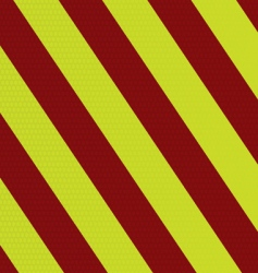 warning stripe vector image vector image