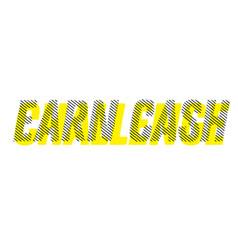 Earn cash stamp on white vector