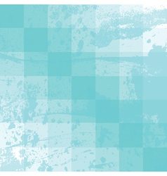 Abstract blue shade vector