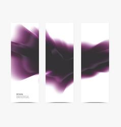 Banner-violet-blend vector