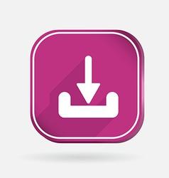 download Color square icon vector image