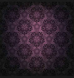 violet seamless lace vector image